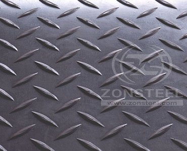 Diamond Steel Sheet
