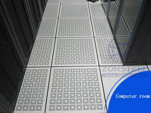 Elevated Floor 2