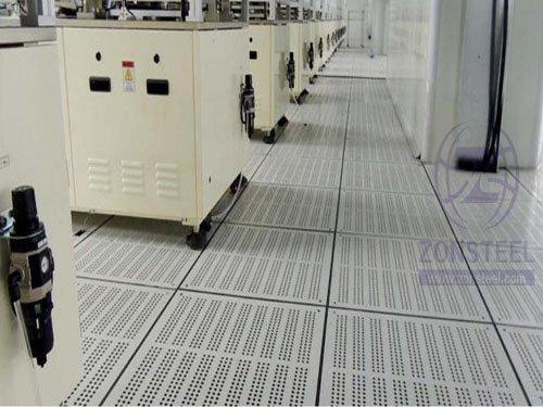 Elevated Floor 3