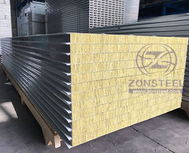 Insulated Sandwich Panel 1