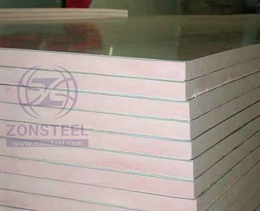 Insulated Sandwich Panel 3