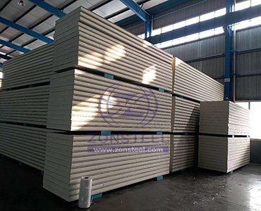 Insulated Sandwich Panel 5