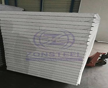 Insulated Sandwich Panel 6