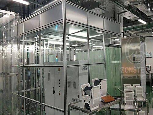 Modular Clean Room 1