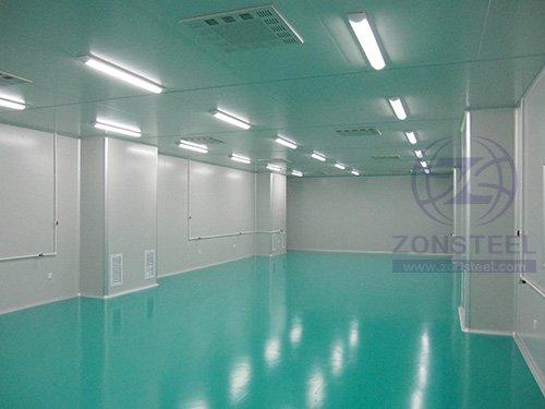 Modular Clean Room 2