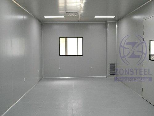 Modular Clean Room 3
