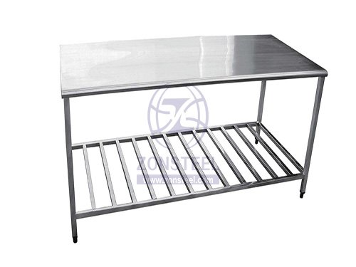 Stainless Steel Cleanroom Table