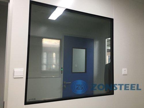 Clean Room Windows