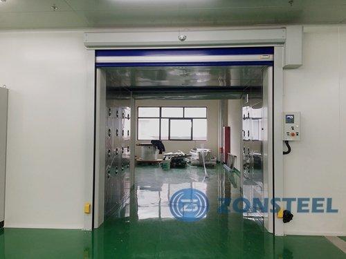 Cleanroom Equipment - Air Shower