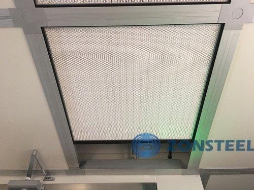 Cleanroom Equipment - Fan Filter Unit