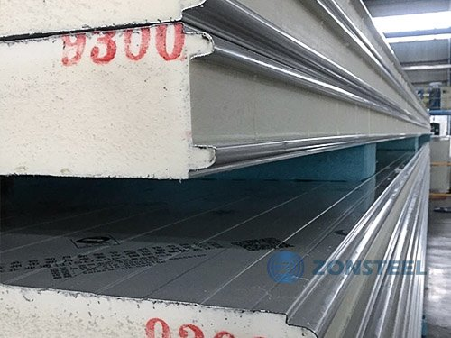 PIR Sandwich Panel out of Insulated Sandwich Panel