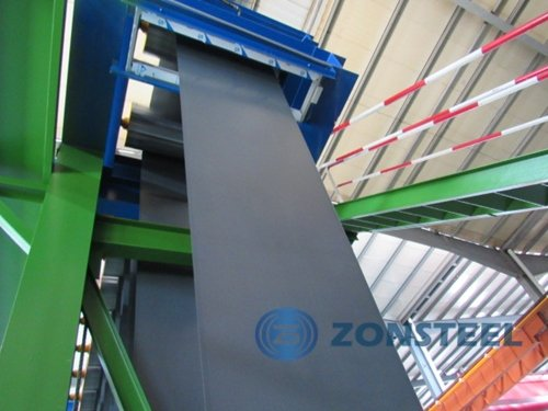 PPGL Coil in Manufacturing