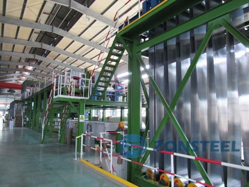 PPGL Coil New Production Line