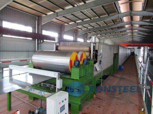PPGL Coil advanced production line
