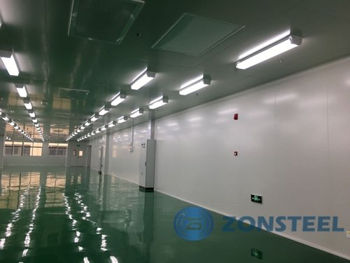 Semiconductor Clean Room