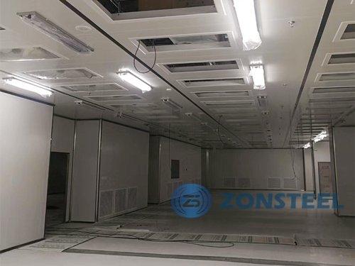 Clean Room Installation