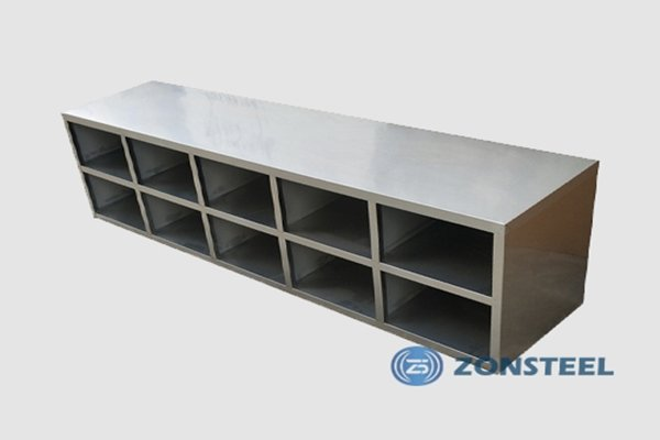 Cleanroom Stainless Steel Bench