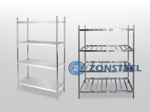Cleanroom Storage Rack