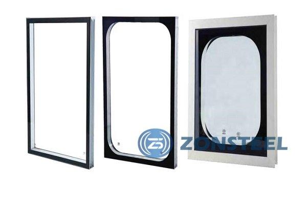 Clean Room Design Talk-through Window
