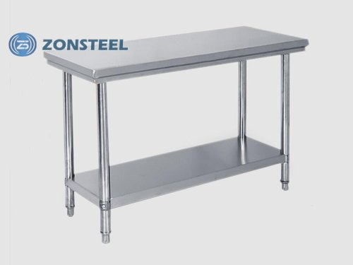 Cleanroom Furniture - Clean Room Equipment -Stainless Steel Cleanroom Tables