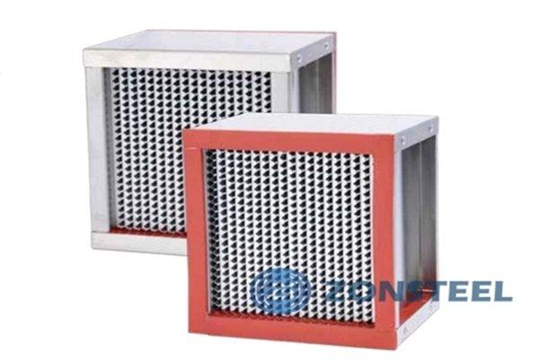 High Temperature Hepa Filter