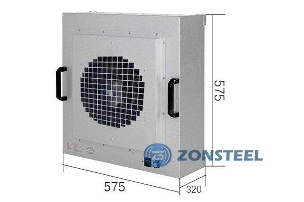 Fan Filter Unit Repair