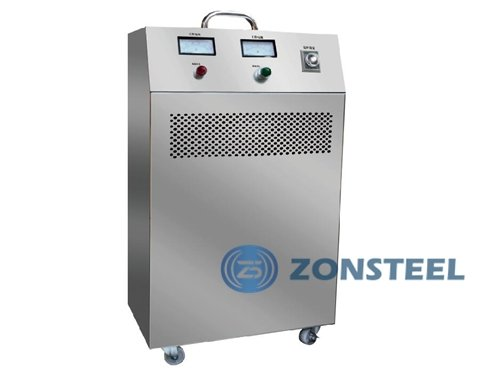 Cleanroom equipment - aportable commercial ozone generator