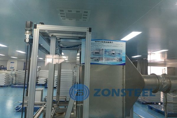 Mpps Method Test Clean Room Air Filter