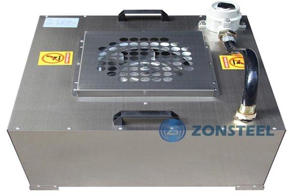 Fan Filter Unit Advantage in Electronic Factory