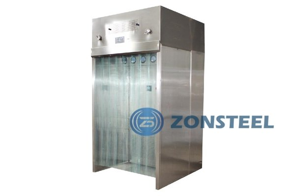 A type of Zonsteel weighing room