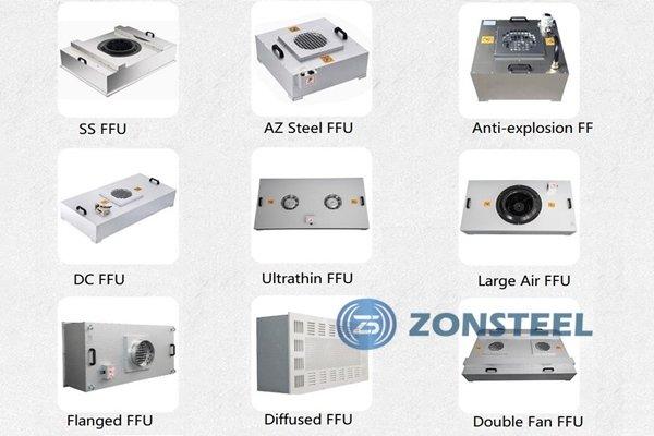 Fan Filter Unit Manufacturer