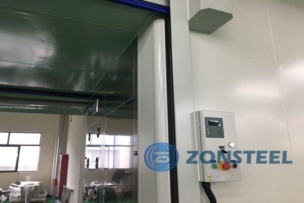 Air Shower-interior Stainless Steel 304