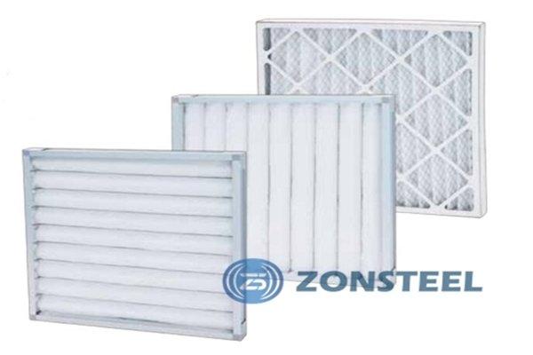 Plate Clean Room Air Filter