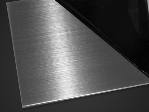 Several Sheets of Stainless Steel 304 Material