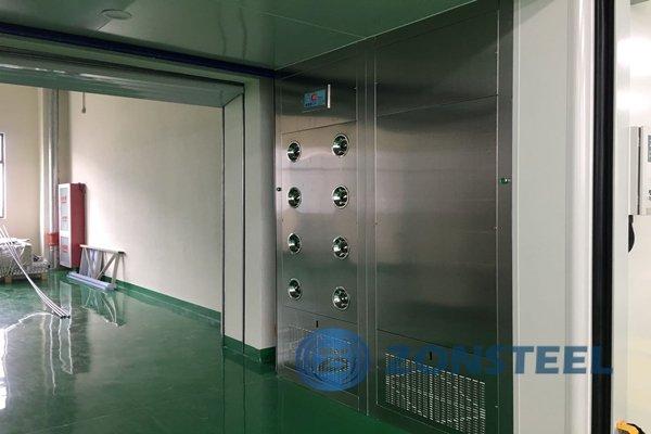 Air Shower-auto Door Air Shower