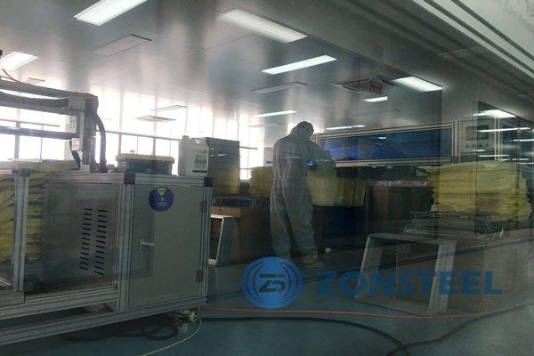 Bag Type Clean Room Air Filter
