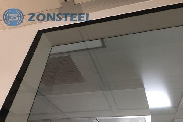 Clean Room Window - Double Glass Window