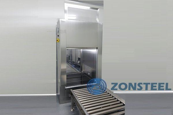 Roller Type Pass Box