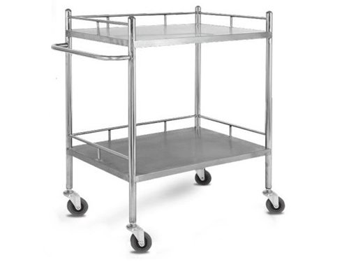 A Simulation of a Cleanroom Trolley on Sale