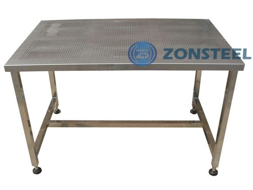 Cleanroom Furniture - Stainless Steel Cleanroom Tables