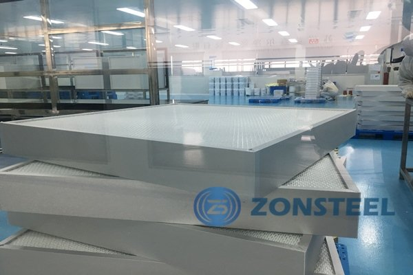 Clean Room Air Filter Manufacturing