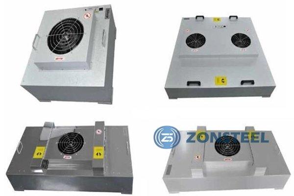 Portable HEPA Fan Filter Unit