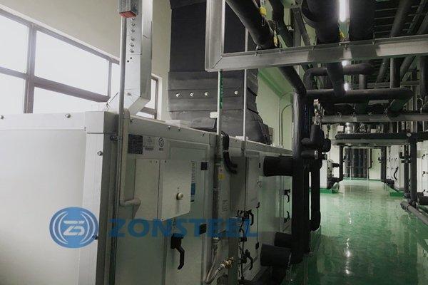 AHU Unit Installation