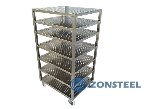 Cleanroom Furniture - Clean Room Equipment - Clean Room Shelving