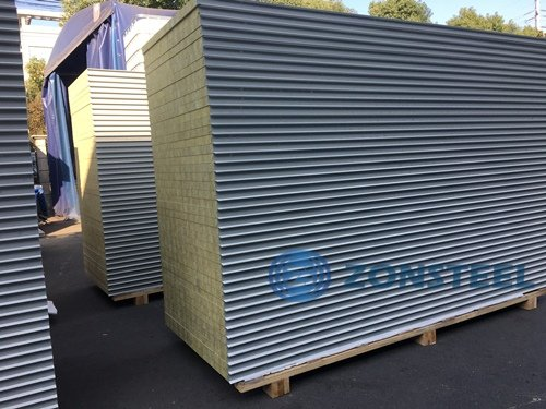 Stacked Sandwich Panels