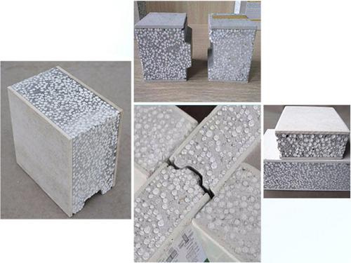 EPS Cement Sandwich Panel