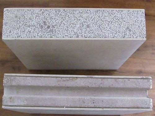 EPS Cement Sandwich Panel Advantage