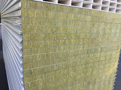 Rock Rock Wool Panel
