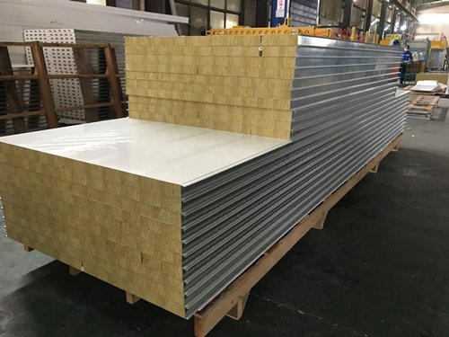 Rock Wool Panel Attached Protective Film
