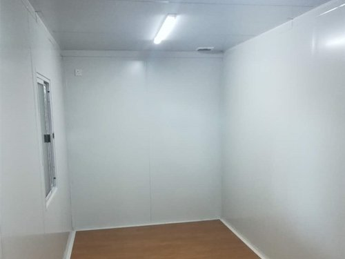 Rock Wool Panel Used In Container House